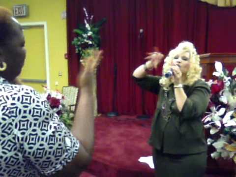 Prophetess Tracy Quintana