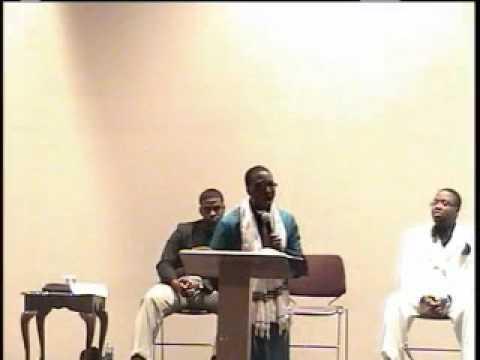 Prophet Christopher Burton In Decatur Alabama Part 2