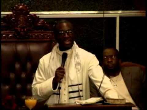 Prophet Christopher Burton in Orangeburg Sc Wedsday Night Part 1
