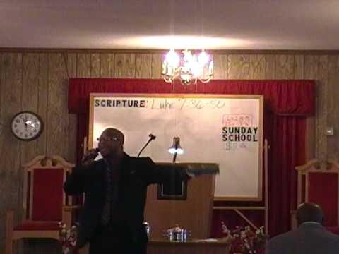 Praising At the Feet of Jesus, Luke 7:36-50 pt. 4