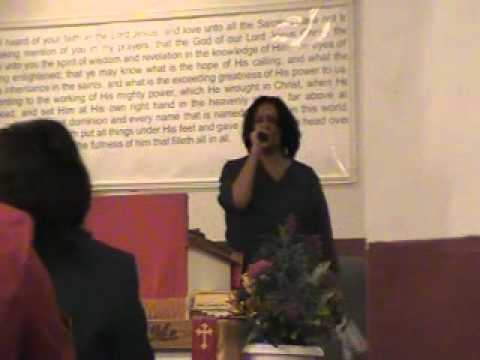 Prophetess Karen Washington//Part II