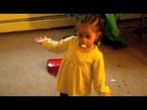 Campain Daughter Praise Dance