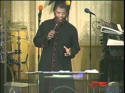 "Bishop K.R. Anthony ""What's In A Name?"" Pt 1"