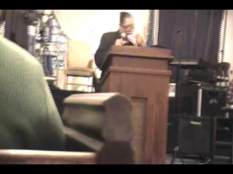 Pastor Cassandra Williams: Thursday Night Service / 3-312011 / Part 2