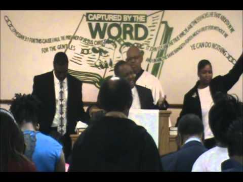 Prayer By Overseer/Minister Crockett  On 03/27/2011