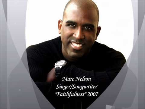 """Divine Voices with Queen Diva """" Marc Nelson on Faithfulness 2007"""""""