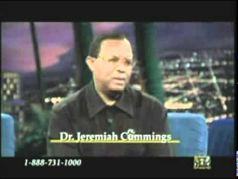 Jeremiah Cummings Interview on TBN | 2006