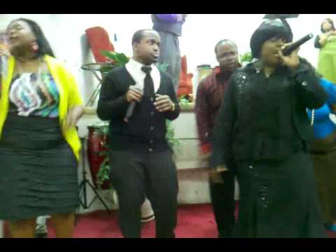 Separated By Purpose Praise Team