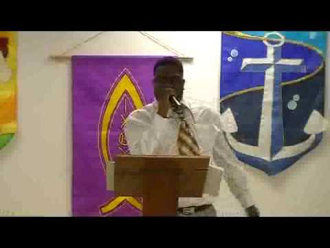 Bishop Campbell/ Behave like a Christian part 2