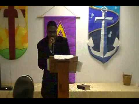 Bishop Campbell, peace be with you part1
