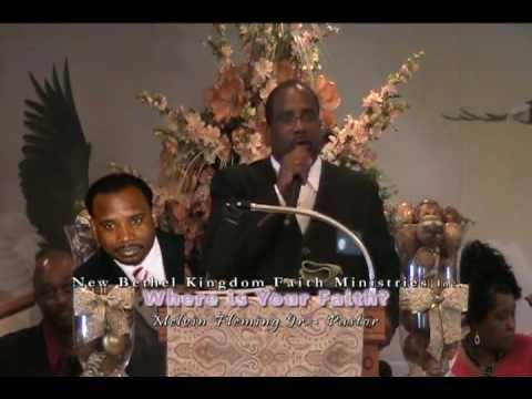 Melvin Fleming - Where is Your Faith 1