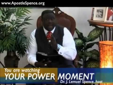 """Your Power Moment w/Dr. J. Lemuel Spence Ep. 2 """"Making It In The Middle"""""""