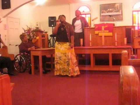 devish wiggins anniversary apostle betty vines  preaching.wmv