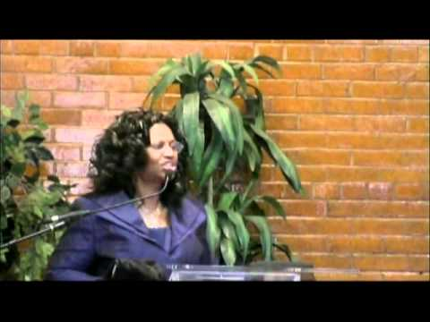 Prophetess DeBorah Allen - Miracle Testimony - Part 1