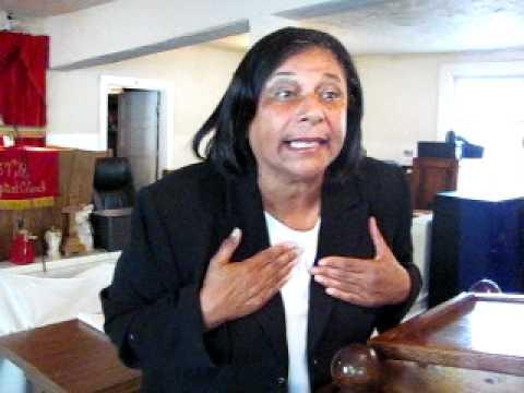 pt.2~Dr.. Gloria Thomas MSW,~Inspirational Words of Wisdom!!