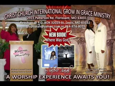 Bishop Valerie Isaiah  Open your Eyes