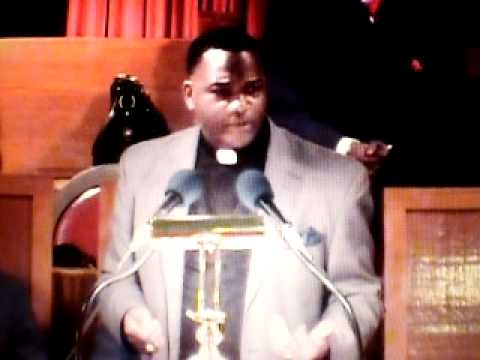 Rev. Dale R. Donaldson Sr. 7th Word From the Cross