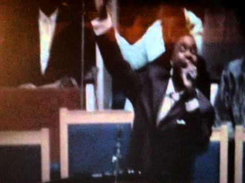 """Pastor Ronald B. Saunders """"This Is Your Moment"""""""
