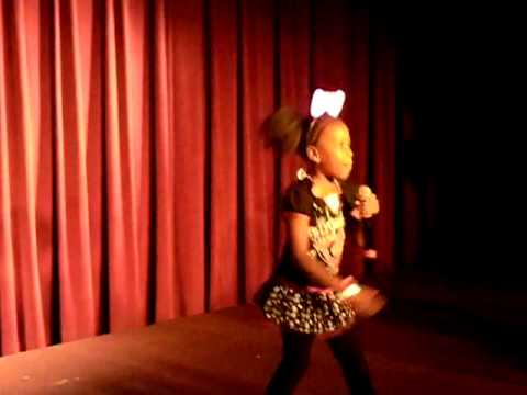 7 YR OLD SUNNY D - (1) @ CD RELEASE PARTY