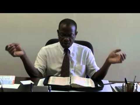 Praying in God's Will - Pastor Cornelius Jackson