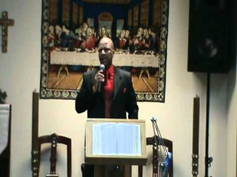 Minister Lee Rice  Thought: Why That Preacher Is Talking About Me? - Faith Gospel Church-Tacoma, WA.