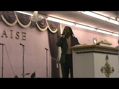 Dr. William E. Stinson, Sr. Preaching @ New Bethel in Atlanta, GA September 2011