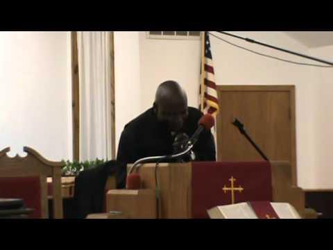 Pastor Calvin