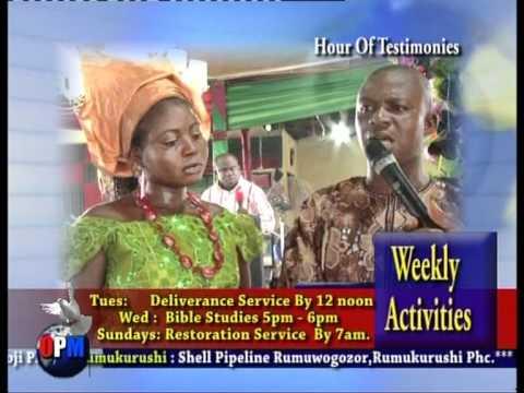 OPM Worldwide Testimonies