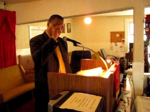 "pt.2~~Bishop Dr. W.C. Mcclinton ~~John 3:1-6~:""The Ignorant Professor"""