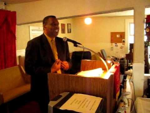 "pt.1~~Bishop Dr. W.C. Mcclinton ~~John 3:1-6~:""The Ignorant Professor"""