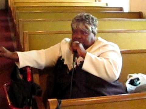 """""""First Sunday Morning~~""""No Place like 37th st Baptist Church!!!"""