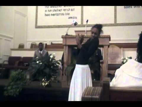 CBDC-M @ Greater New Saint Paul Church, Detroit - Part 1