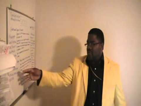 Bishop Campbell Minister Class Part One