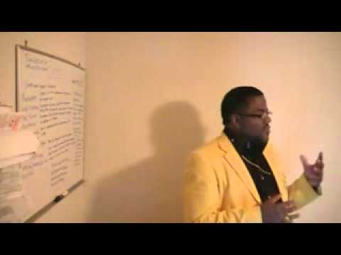 Bishop Campbell Minister Class Part Two