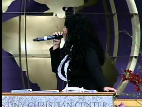 """Prophetess Kelly Crews - December 15, 2011""  1/4"