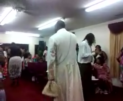 APOSTLE CHRISTOPHER GRIFFIN