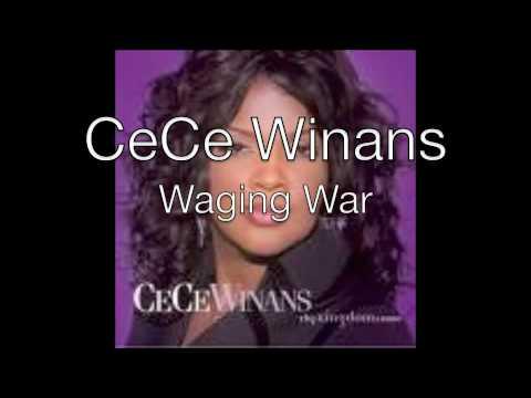 Cece Winans-Waging War With Lyrics.