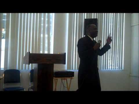 Precious Faith (From Above) Part 1 - Apostle Kenneth Dorn