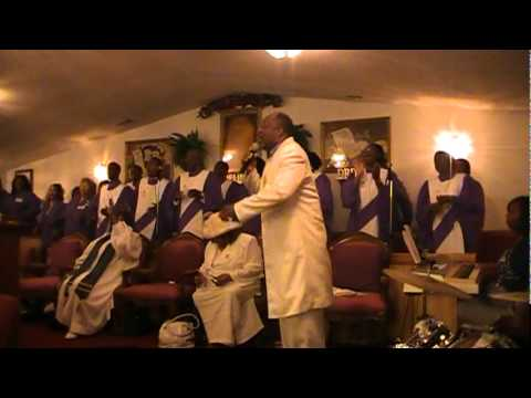 """2011 Pentecost, United-In-Christ Fellowship Choir, """"God Made Me Who I Am"""""""