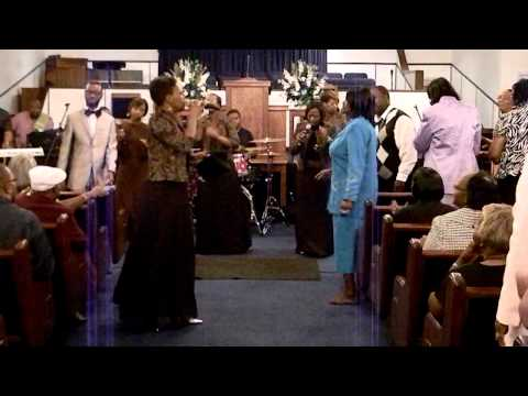 He Worked it Out - The Anointed Brown Sisters