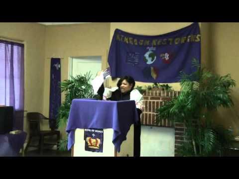 Keys to the Kingdom-Pastor Michelle Ragland KRMI