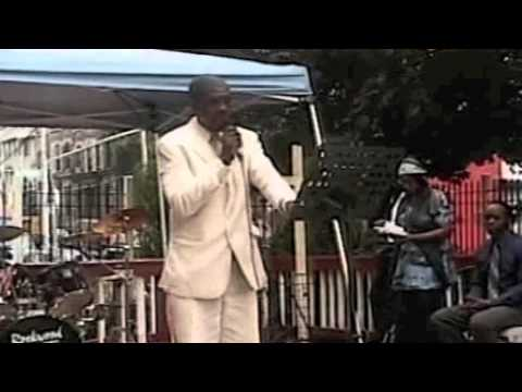 Bishop Boyde Singletary- At the Cross pt1