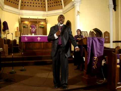 Bishop Boyde- cast down but not destroyed pt2