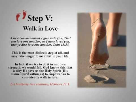 7 Steps to Receiving the Desires of Your Heart Book Trailer