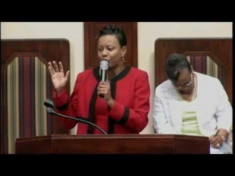 "Rev. Dr. Jasmin Sculark preaching ""I Never Lost My Praise""  Pt. 1"