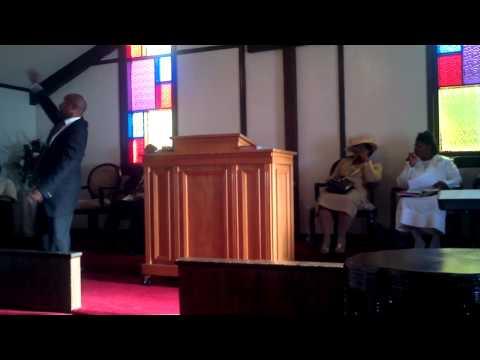 "Elder Donald Harrington - Seven Last Words Sermon - ""I Thirst"" (Pt. 2)"