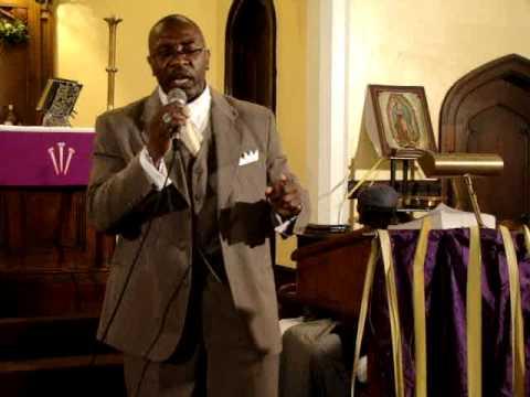 Elder Anthony Mcneal - Prayer