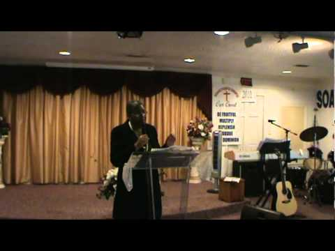 Apostle D Tyler Brown (Fresh Hope Bible Church-Houston)