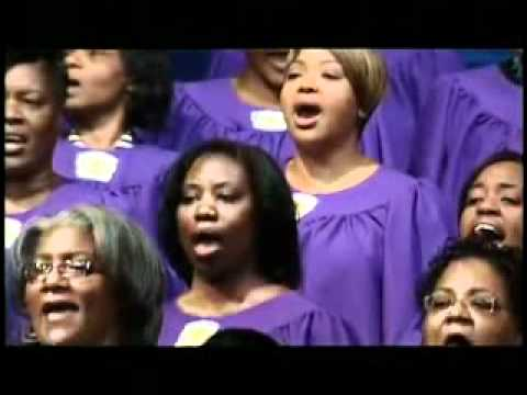 COGIC Choir - St Louis Great God, Great Vision, Great Accomplishments