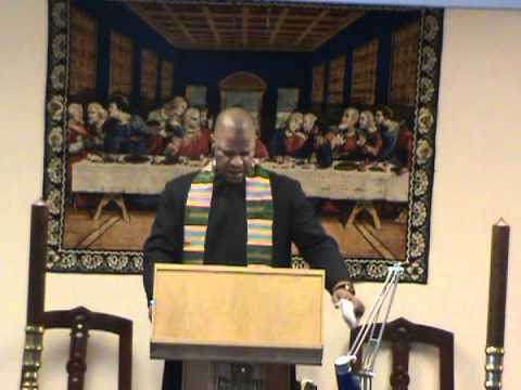 Minister Lee Rice -Thought: Stay With the Ship - Faith Gospel Church, Tacoma-WA.